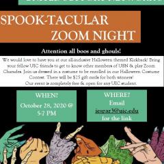 Kickback Friday Event Flyer